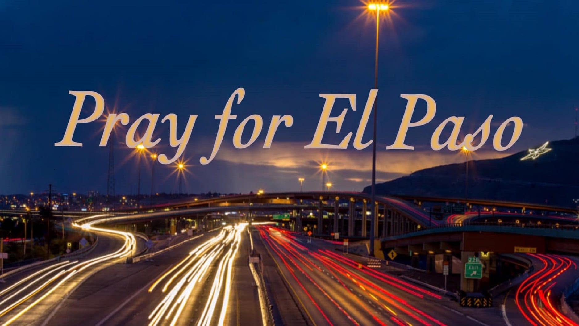 HELP THE CITY OF EL PASO