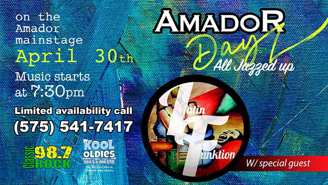 Amador Days – Latin Funkiton