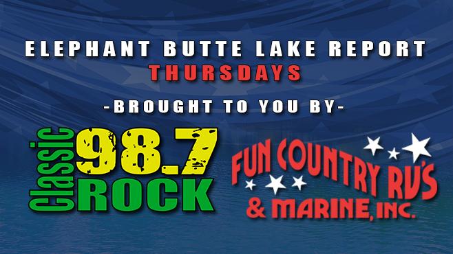 Elephant Butte Lake Report