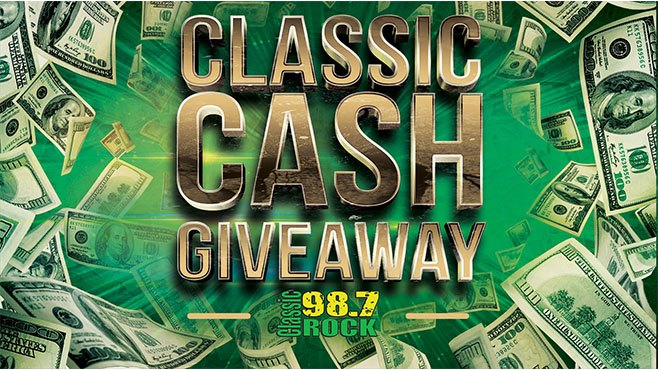 Classic Cash Giveaway