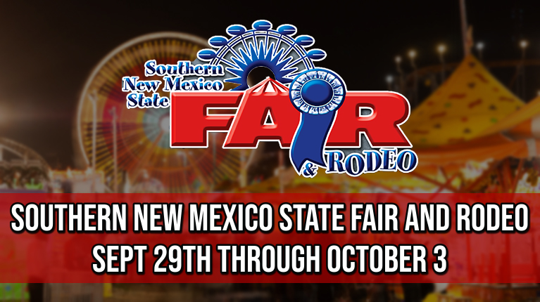 SOUTHERN NEW MEXICO STATE FAIR!