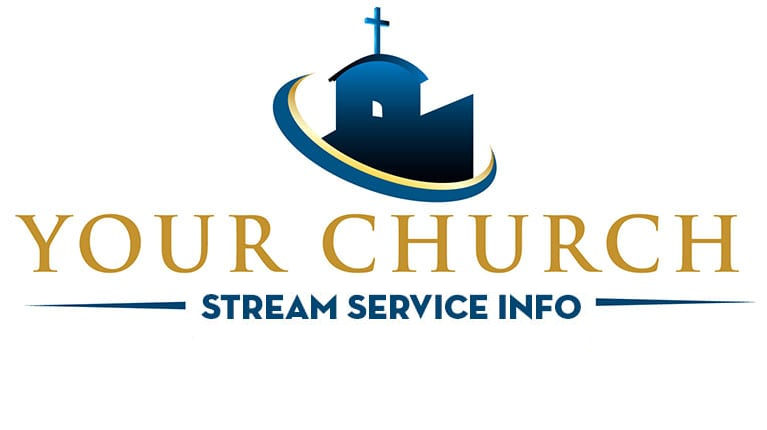 Online church, temple and mosque services