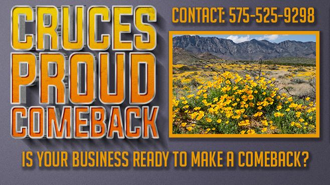 Cruces Proud Comeback